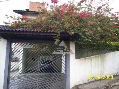 Sobrado Com 2 Dormitórios À Venda, 196 M² Por R$ 530.000,00 - Chácara São José - Arujá/sp - So0055