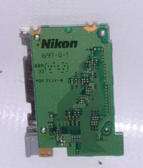 Leitor Cartão Memória D700 Nikon Cf