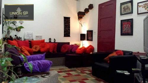 Imagem 1 de 30 de Sobrado Com 3 Dormitórios À Venda, 190 M² Por R$ 1.600.000 - Cambuci - São Paulo/sp - So5915