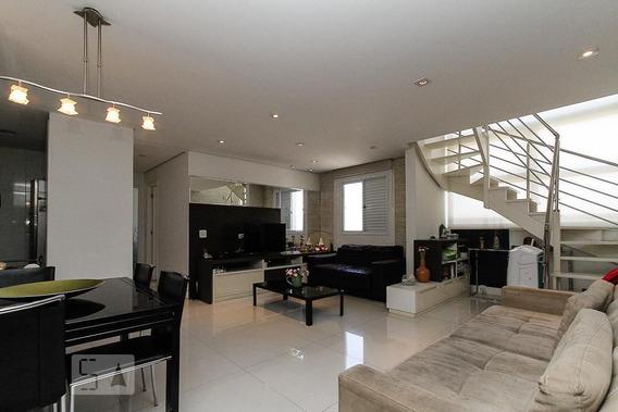 Apartamento No 18º Andar Com 2 Dormitórios E 2 Garagens - Id: 892985929 - 285929