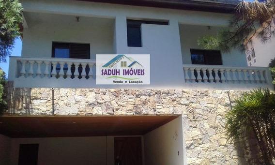 Casa Para Alugar No Bairro Perdizes Em São Paulo - Sp. - 933/ca0072-2