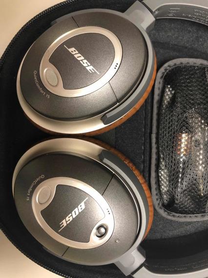 Fone Bose Quietconfort 15