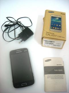 Celular Samsung Galaxy Core Plus Duos Sm-g3502l - Usado