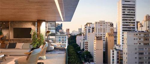 Excelente Apartamento No Jardim América - Pj50082