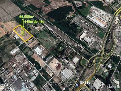 Imagem 1 de 17 de Área Industrial E Logística Com Total Infraestrutura Para Venda Em Canoas Rs. Àrea Pronta Para Construir, - Ar1007 - 4706852