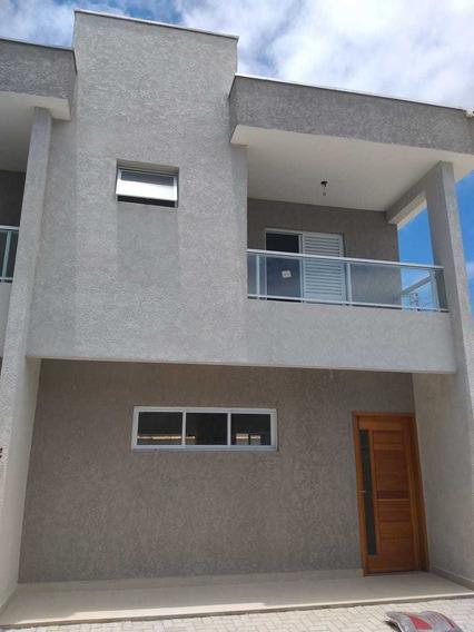 Sobrado Massaguaçu 2 Suites + Piscina - 400mts Da Praia