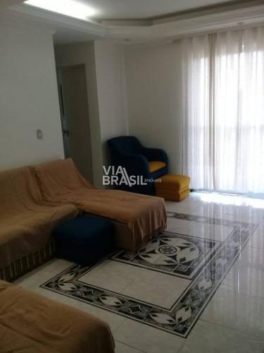 Apartamento Próximo Fei, 3 Dorm, 1 Vaga, 70 M - 1109