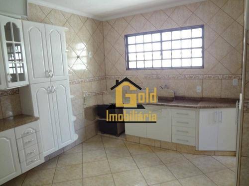 Casa Com 2 Dormitórios À Venda, 78 M² Por R$ 251.450 - Planalto Verde - Ribeirão Preto/sp - Ca0603