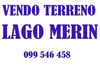 Terreno Lago Merin (laguna Merin) Calle 27 - 8.500 U$s