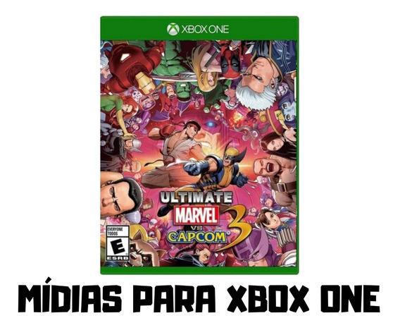 Ultimate Marvel Vs Capcom Digital - Xbox One