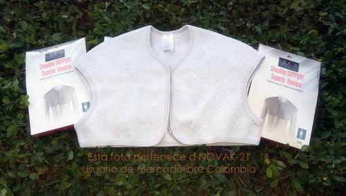 Camiseta - Chaleco - Biomagnetismo - Dolor De Hombro Espalda