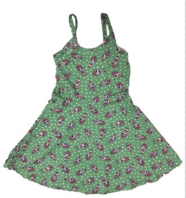 07 Vestido Infantil Menina Estampados Roupas Atacado