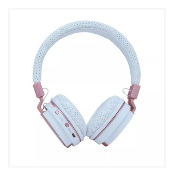 Fone Bluetooth Altomex B09 Preta C/prateada