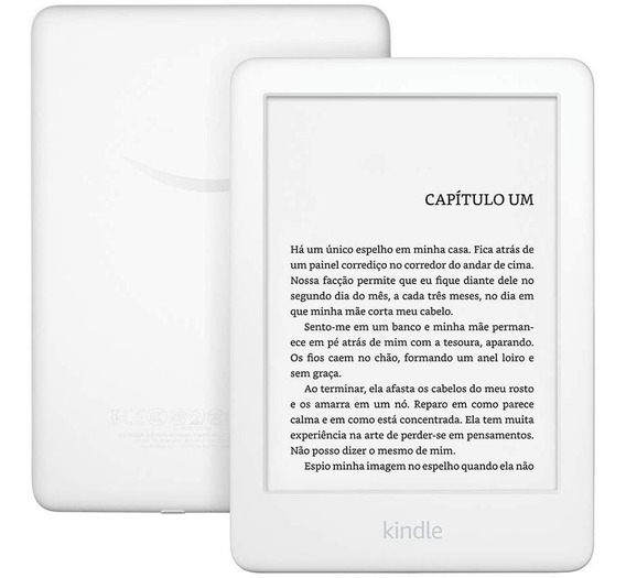Amazon Kindle 10ª Geração Tela 6 Wi-fi Luz Embutida