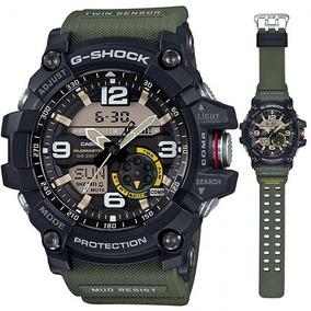 Relógio Casio G-shock Militar Gg 1000-1a3 Mudmaster Novo