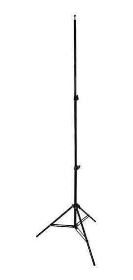 Tripé Para Iluminação E Banners Até 2 Metros Tipo Pedestal