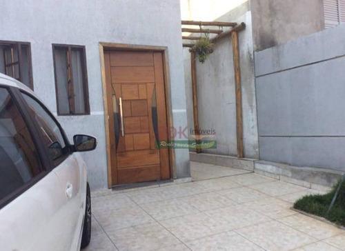 Imagem 1 de 12 de Casa Com 2 Dormitórios À Venda, 70 M² Por R$ 414.000 - Villa Di Cesar - Mogi Das Cruzes/sp - Ca4796