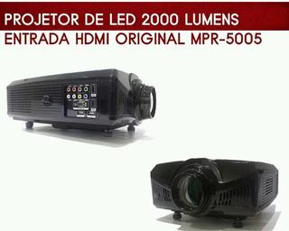 Proyector Luz Led 2000 Lumens