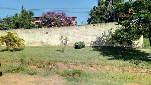Imagem 1 de 7 de Terreno À Venda, 1000 M² Por R$ 145.000,00 - Residencial Alvorada - Araçoiaba Da Serra/sp - Te0152