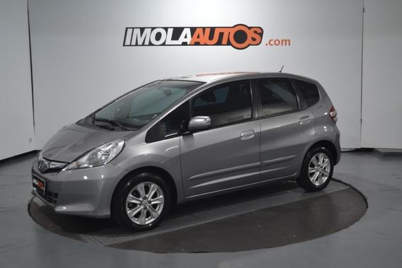 Honda Fit 1.5 Ex-l A/t 2012 -imolaautos