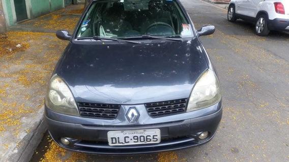 Renault Clio 1.6 2003 Financia,pego Carro,moto E Cartão