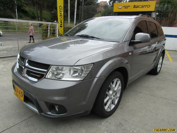 Dodge Journey R/t Awd 3600 V6 7pj