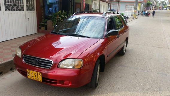 Chevrolet Esteem Sw 2000