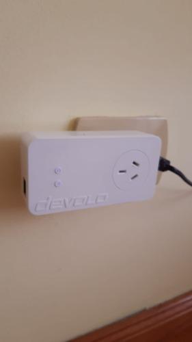Repetidor Amplificador Wifi Devolo Dlan 550+ Complemento