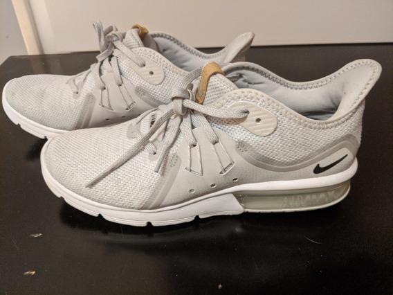 Zapatillas Nike Air Max Mujer 8.5 Us Solo Dos Dias De Uso