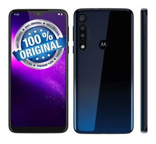 Smartphone Motorola One Macro 64gb Azul (lacrado)