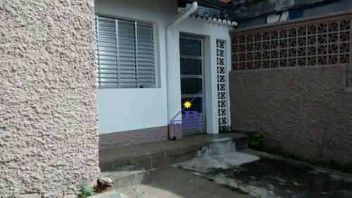 Casa  Residencial À Venda, Vila Anadir, São Paulo. - Ca0077