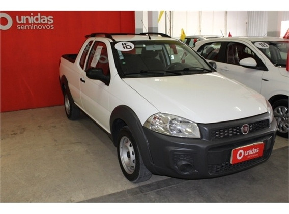 Fiat Strada 1.4 Mpi Working Ce 8v Flex 2p Manual