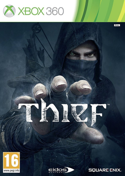 Game Xbox 360 Thief - Original - Novo - Lacrado