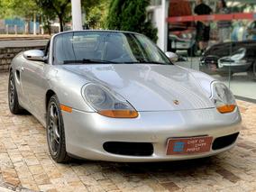 Porsche Boxster Manual - 1998