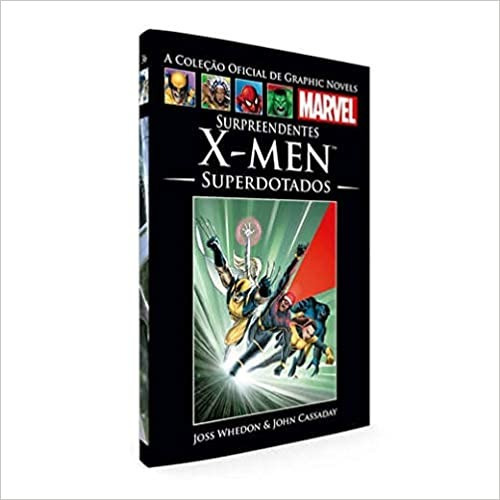 Imagem 1 de 1 de Surpreendentes X-men Superdotados - Nº36 Joss Whedon E John