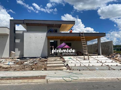 Casa Térrea Para Venda No Urbanova - Ca5657