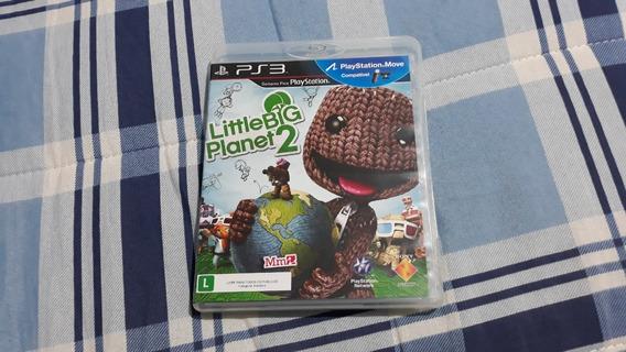 Little Big Planet 2 - Midia Fisica - Playstation 3