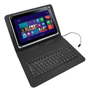 Nisuta Funda Tablet 9 10 Con Teclado Ns-fute910