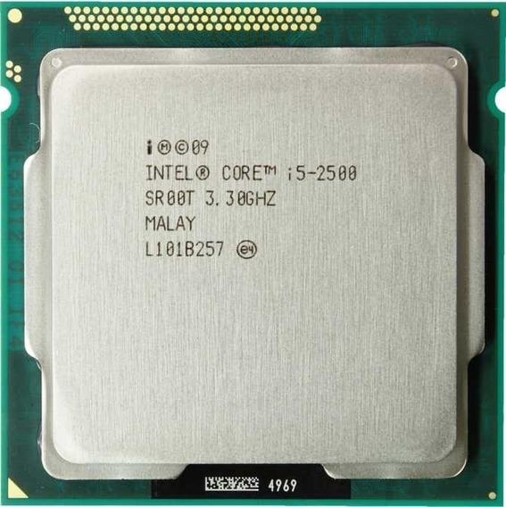 Processador Core I5 2500 Lga 1155 3.3 I5 Ghz