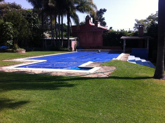 Casa En Condominio En Analco / Cuernavaca - Tbr-520-cd