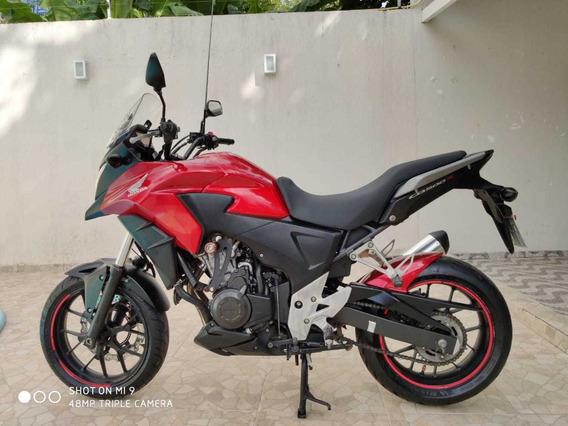 Honda Cb 500x Abs