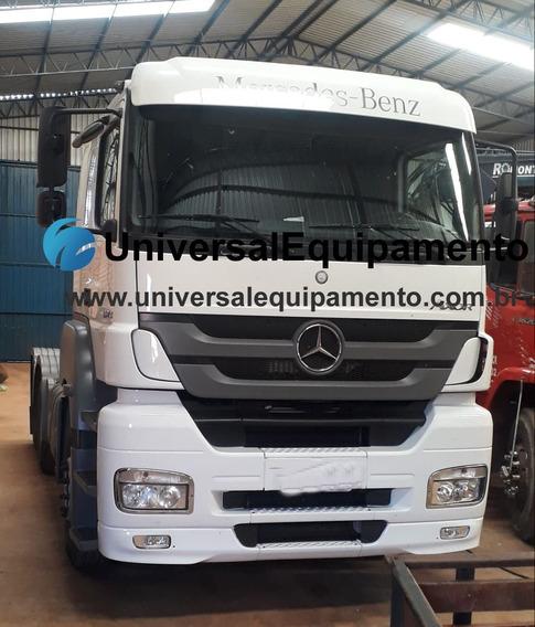 Cavalo Mecanico Mercedes-benz 3344 Ano 2012
