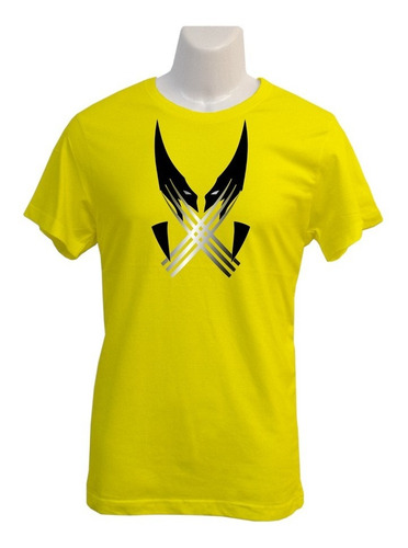 Polera Wolverine - Polo - Marvel - Comics - Superhéroes