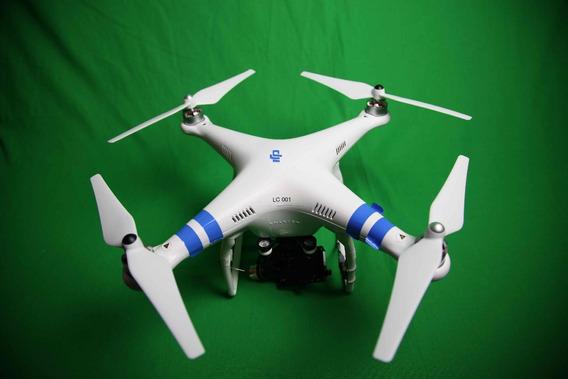 Drone Dji Phantom 2 W H3-3d (nunca Usado) (77)