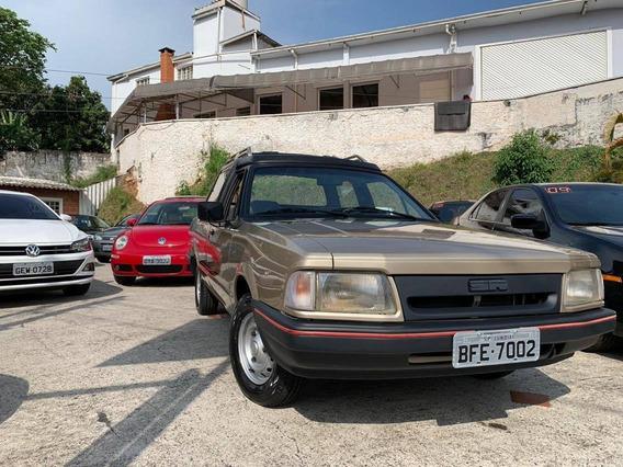 Pampa Cabine Dupla Raridade 1991 (sr)