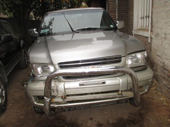 Chevrolet Trooper 2000 - 2003 En Desarme