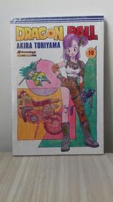Dragon Ball 10 Mangá Lacrado Novo Panini Comic Akira Toriyam