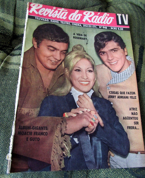 Radio 1967 Rosemary Erasmo Jerry Festival Record Gal Altemar