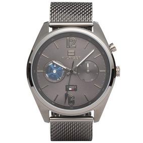 Relógio Tommy Hilfiger Masculino Aço Cinza - 1791546