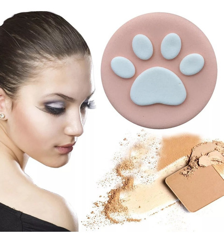 Esponja Para Polvos Maquillaje C - Unidad a $8900